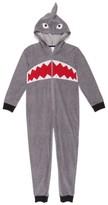 Tucker + Tate Boy's Shark One-Piece Pajamas