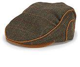 Daniel Cremieux Wool Plaid Driver Hat