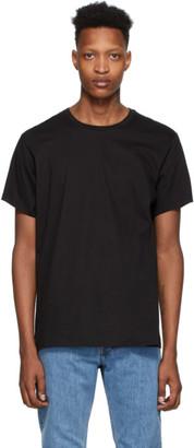 Calvin Klein Underwear Three-Pack Black Cotton T-Shirt