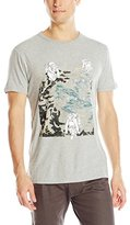 French Connection Men's Ape Map Short Sleeve T-Shirt