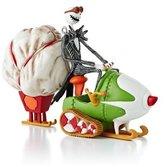 "Disney Hallmark 2013 ""Jack's Sleigh o' Scares"" Ornament"