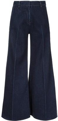 Maison Mihara Yasuhiro Denim Wide Pants