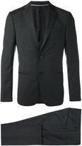 Z Zegna formal suit - men - Cupro/Wool - 46