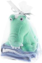 Carter's 3-Pack Washcloths & Bath Toy