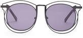Karen Walker Simone round-frame sunglasses