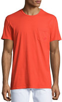 Vilebrequin Solid Short-Sleeve T-Shirt, Red