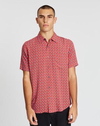 Neuw Paisley SS Shirt