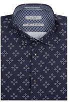 Ted Baker Waaze Geometric Print Shirt