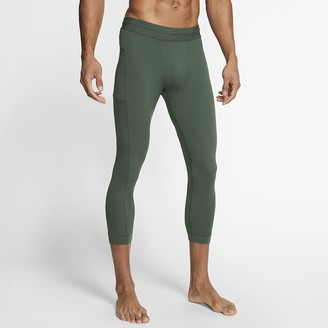 Nike Men's Infinalon 3/4 Tights Yoga Dri-FIT