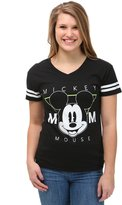 Freeze Juniors womens Mickey Mouse Juniors V-Neck Soccer T-Shirt
