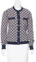 Chanel Fall 2015 Cashmere Cardigan