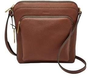 Fossil Cindy Leather Crossbody Bag