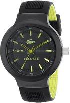 Lacoste Men's 2010656 Borneo Analog Display Japanese Quartz Watch