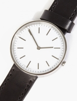 Uniform Wares M37 Polished Steel Watch