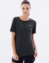 Nike Women's Zonal Cooling Running Top