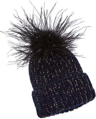 Eugenia Kim Rain Wool Hat