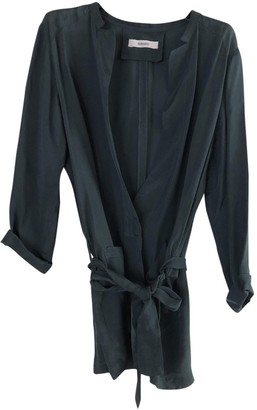 Humanoid Green Jacket for Women