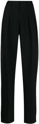 Victoria Victoria Beckham High Waisted Tapered Trousers