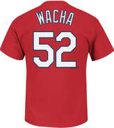 Majestic Men's Michael Wacha St. Louis Cardinals Official Player T-Shirt