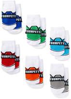 Trumpette Ashton's Socks - Pack of 6 (Baby)