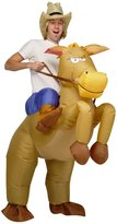 696760 Riding On Horse Inflatable