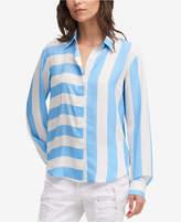 DKNY Multi-Stripe Shirt
