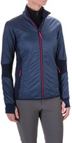 Icebreaker Helix Jacket - Merino Wool, Insulated (For Women)