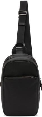 Coach 1941 Black Leather Metropolitan Messenger Bag