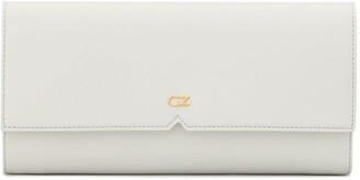Giuseppe Zanotti Notch Front Wallet