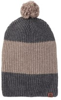 Timberland Heathered Colorblock Slouchy Beanie