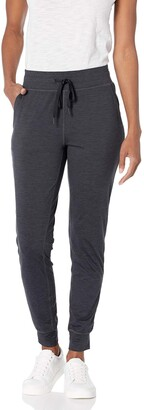 Amazon Essentials Women's Brushed Tech Stretch Jogger Pant