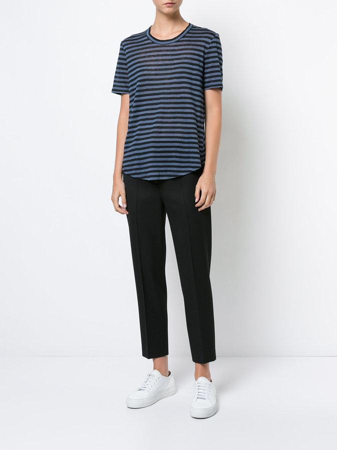 A.L.C. striped T-shirt