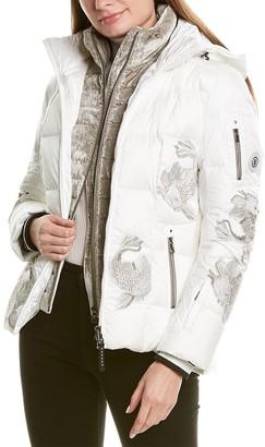 Bogner Geneve-D Silk-Lined Jacket