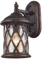 "13"" Barrington Gate Bronze Outdoor Sconce"