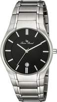 Lucien Piccard Men's LP-10607-11 Davos Dial Stainless Steel Watch