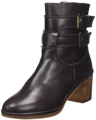 Hush Puppies Women's Saige Olivya Boots, Dark Brown, 39 EU