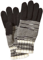 Missoni Wool Variegated Knit Gloves
