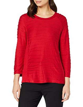 Betty Barclay Women's 62/29 T - Shirt, Red Scarlet 35, 22 (Size: )