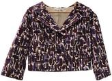 Christian Dior Purple Cotton Jacket for Women