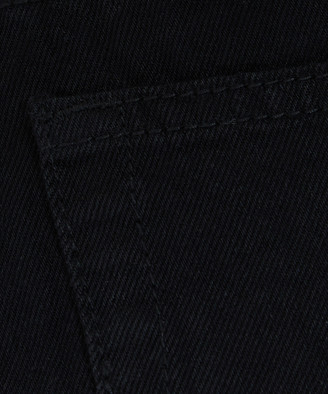 Dr. Denim Nora Jeans Jet Black