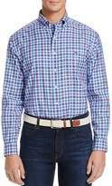 Vineyard Vines Tucker Wainscott Regular Fit Button Down Shirt