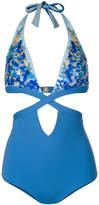 La Perla Floral Rhapsody swimsuit