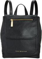 Tommy Hilfiger Emilia Pebble Leather Backpack