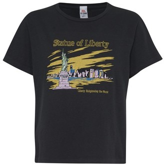 RE/DONE Statue of Liberty T-shirt