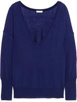 Eres Futile Anonymat Cashmere Sweater - Storm blue