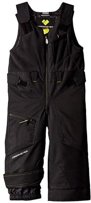 Obermeyer Meteor Bib Pants (Toddler/Little Kids/Big Kids) (Black) Boy's Casual Pants