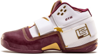 Nike Zoom Soldier 'Christ The King' Shoes - Size 12.5