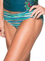 Athleta Waterlily Twist Medium Tide Bottom