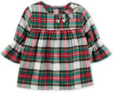 Carter's Plaid Flannel Cotton Top, Little Girls and Big Girls