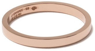 Le Gramme 18kt Red Gold 3g Band Ring